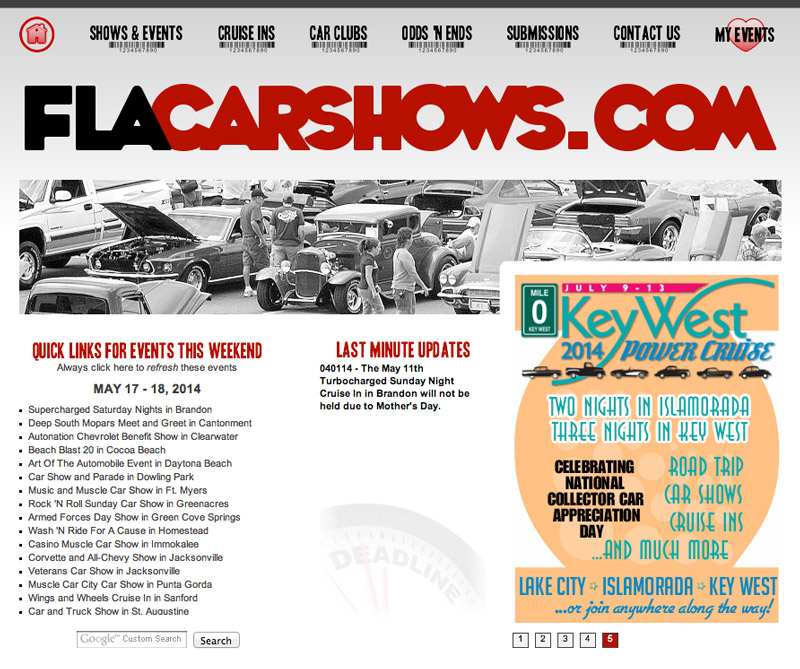 FLA-CarShows