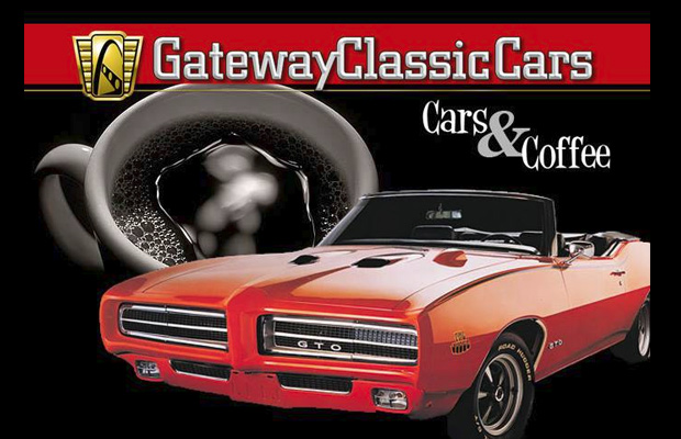 Gateway Classic Cars Cars And Coffee Monthly Meet